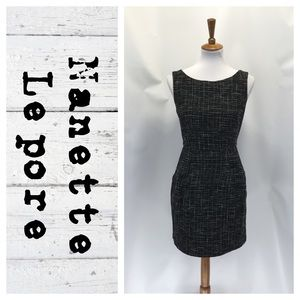 Nanette Lepore tweed dress